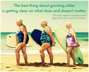 You're never too old for fun!